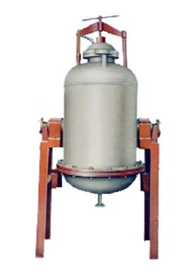 IG-1.5型列管式过滤器