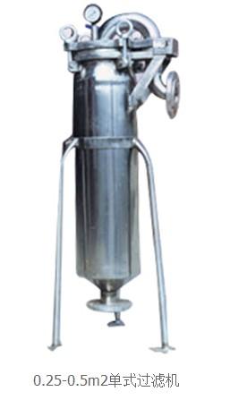 DL系列袋式过滤器1
